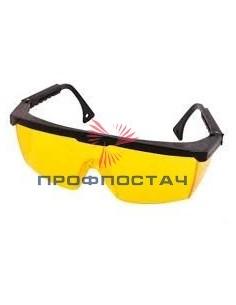 Очки защитные Желтые //WERK