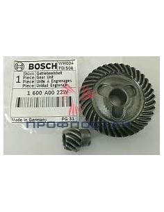 Зубчатая пара GWS1000//Bosch
