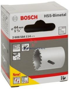 Коронка HSS-BiMetal 44 мм...