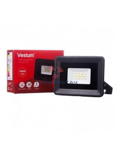 Прожектор LED Vestum 10W 900Лм 6500K...