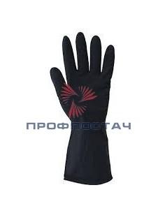 Перчатки КЩС резиновые...