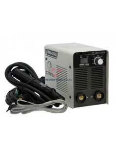 Сварочный аппарат MMA-250Д HOME LINE электроды 1,6-5,0мм электронное табло//СТАЛЬ